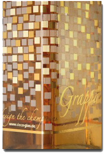 grappa gold detail 200 ds